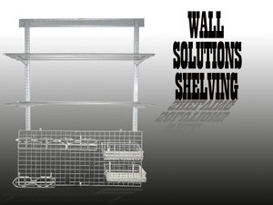 Wall Solution Shelving