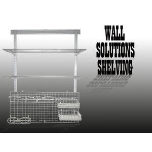 Wall Shelving Sink Kit